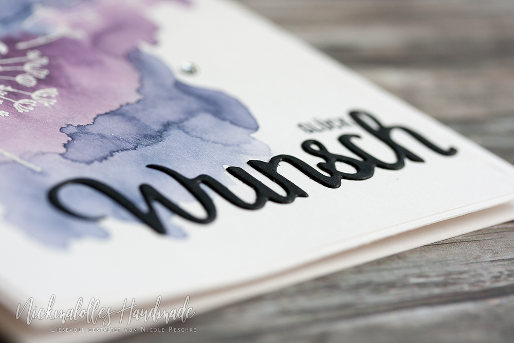 Stampin' Up! Dandelion Wishes